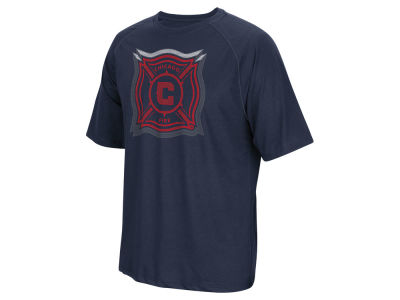 Chicago Fire adidas MLS Men's Light Up T-Shirt