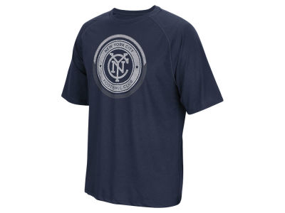 New York City FC adidas MLS Men's Light Up T-Shirt