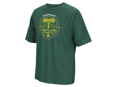 Portland Timbers adidas MLS Men's Light Up T-Shirt