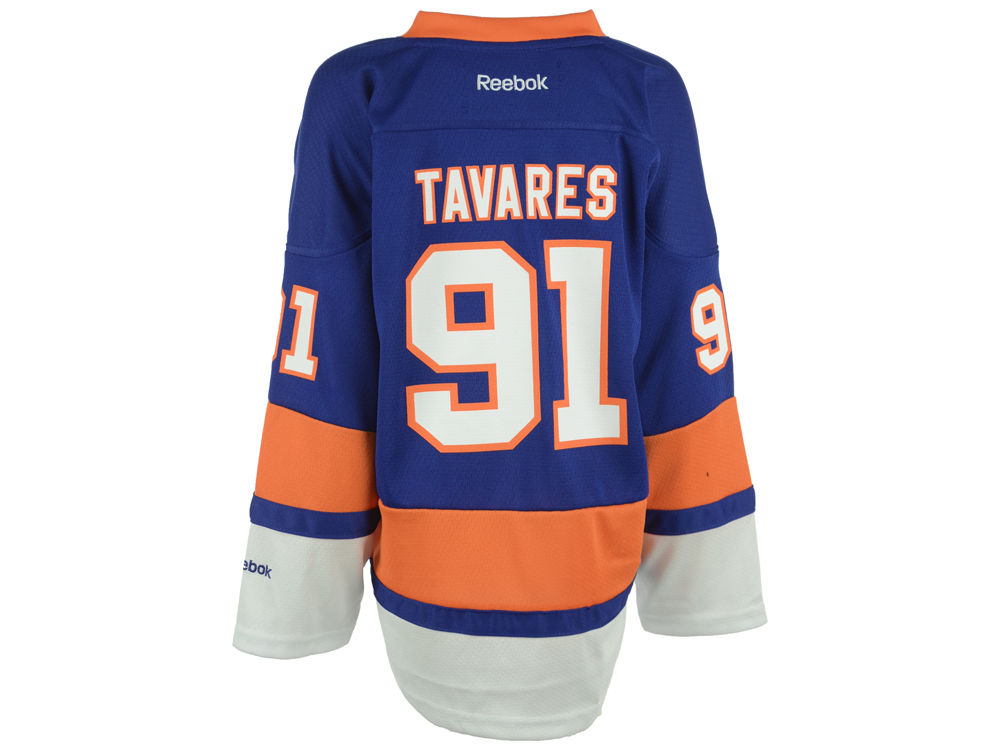 the latest a1519 def3d New York Islanders John Tavares NHL Youth Replica Player Jersey