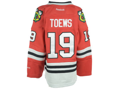 Chicago Blackhawks Jonathan Toews adidas NHL Youth Premier Jersey