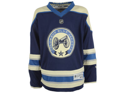 Columbus Blue Jackets adidas NHL Youth Replica Jersey