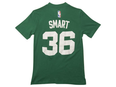 Boston Celtics Marcus Smart NBA Youth Name And Number T-Shirt
