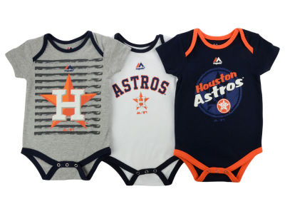 Houston Astros MLB Infant 2015 TP 3 Piece Set