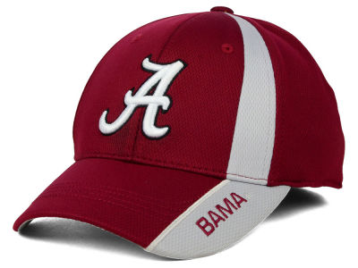Alabama Crimson Tide Top of the World NCAA Tee Box M-Fit Cap