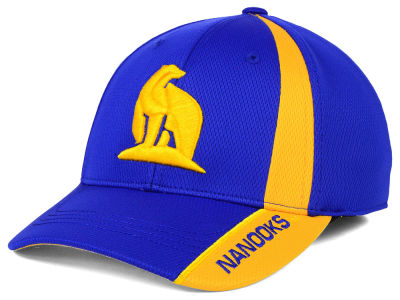 Alaska Fairbanks Nanooks Top of the World NCAA Tee Box M-Fit Cap