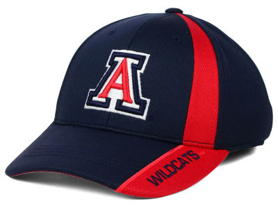 Arizona Wildcats Top of the World NCAA Tee Box M-Fit Cap