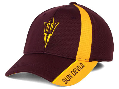Arizona State Sun Devils Top of the World NCAA Tee Box M-Fit Cap