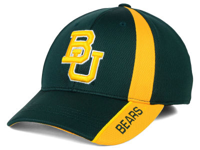 Baylor Bears Top of the World NCAA Tee Box M-Fit Cap