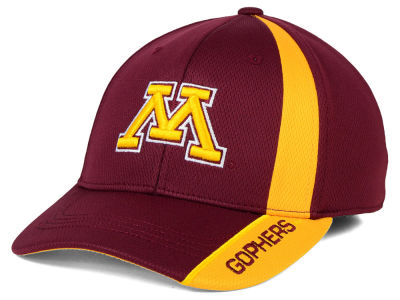 Minnesota Golden Gophers Top of the World NCAA Tee Box M-Fit Cap