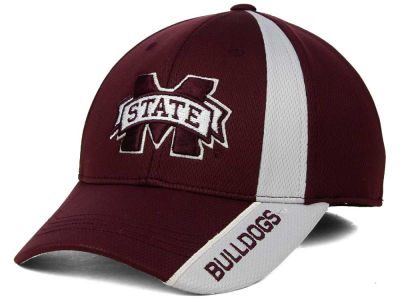 Mississippi State Bulldogs Top of the World NCAA Tee Box M-Fit Cap