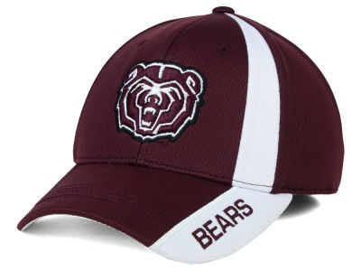 Missouri State Bears Top of the World NCAA Tee Box M-Fit Cap