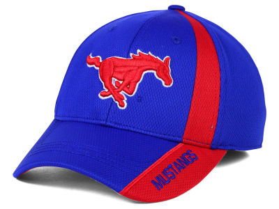 Southern Methodist Mustangs Top of the World NCAA Tee Box M-Fit Cap
