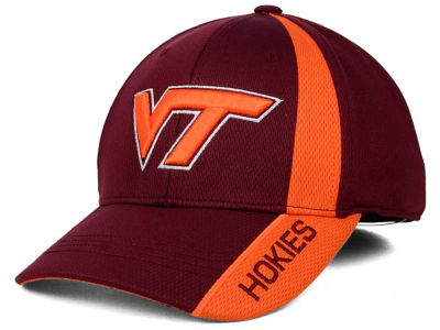 Virginia Tech Hokies Top of the World NCAA Tee Box M-Fit Cap