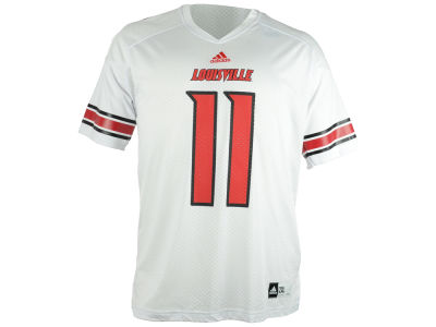 Louisville Cardinals #11 adidas NCAA Replica Football Jersey