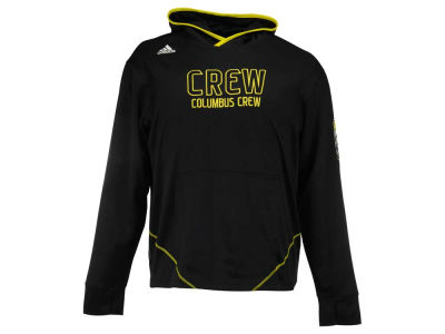 Columbus Crew SC adidas MLS Men's Pitchback Hoodie