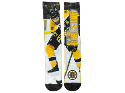 Boston Bruins Patrice Bergeron Player Mesh Crew Sock