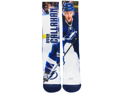 Tampa Bay Lightning Ryan Callahan Player Mesh Crew Sock