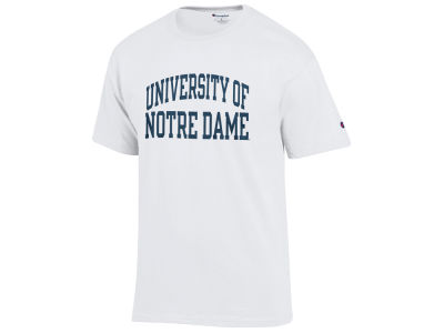 Notre Dame Fighting Irish NCAA 2 for $28 Champion NCAA Men's CP Bold Arch T-Shirt