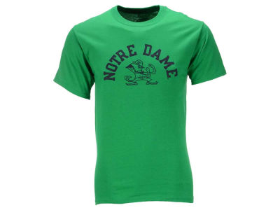 Notre Dame Fighting Irish NCAA 2 for $25  NCAA Men's CP Vintage Arch T-Shirt
