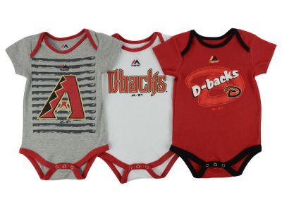 Arizona Diamondbacks MLB Infant 2015 TP 3 Piece Set