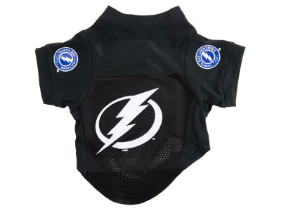 Tampa Bay Lightning Medium Pet Jersey