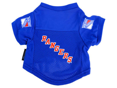New York Rangers Medium Pet Jersey
