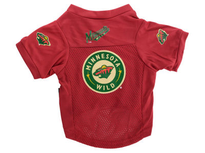 Minnesota Wild Medium Pet Jersey