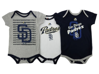 San Diego Padres MLB Infant 2015 TP 3 Piece Set