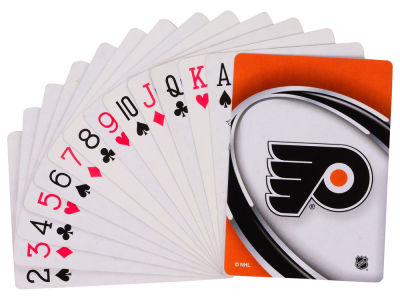 Philadelphia Flyers Playing Cards