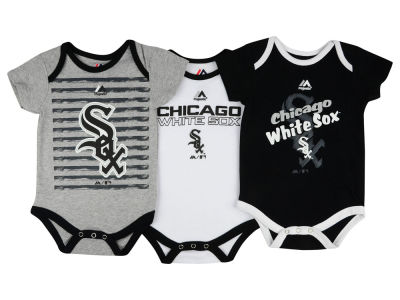 Chicago White Sox MLB Infant 2015 TP 3 Piece Set