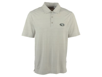 San Francisco 49ers NFL Men's DryTec Highland Polo Shirt