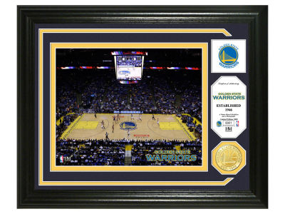 Golden State Warriors Photo Mint Coin-Bronze