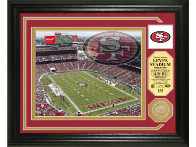 San Francisco 49ers Colin Kaepernick Photo Mint Coin-Bronze