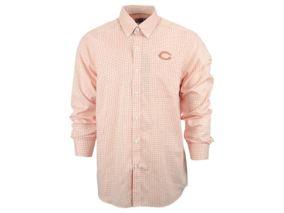 Chicago Bears NFL Men's Epic Easy Care Tattersall Button Up Shirt