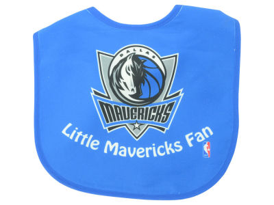 Dallas Mavericks All Pro Baby Bib