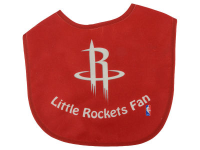 Houston Rockets All Pro Baby Bib