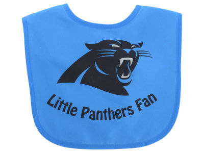Carolina Panthers All Pro Baby Bib