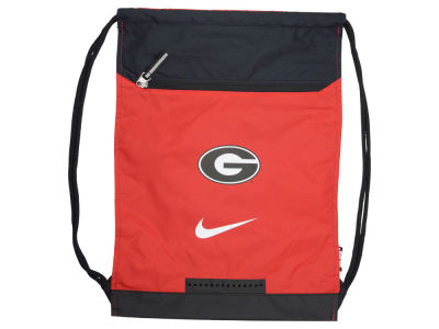 Georgia Bulldogs Nike Training Gym Sack