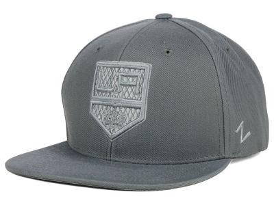Los Angeles Kings Zephyr NHL Tonal Snapback Hat