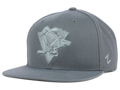 Pittsburgh Penguins Zephyr NHL Tonal Snapback Hat
