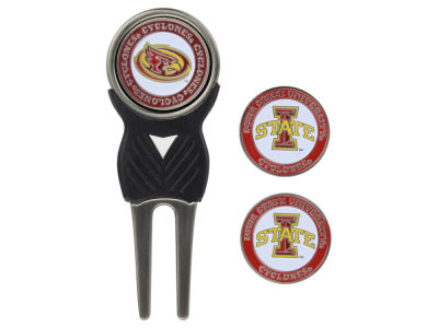 Iowa State Cyclones Divot Tool and Markers