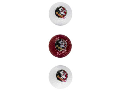 "Florida State Seminoles ""new seminole"" 3-pack Golf Ball Set"