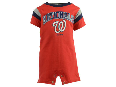 Washington Nationals MLB Newborn Batter Romper