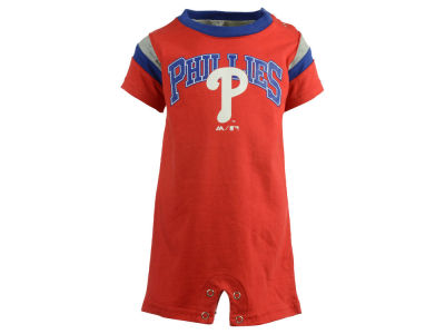 Philadelphia Phillies MLB Newborn Batter Romper