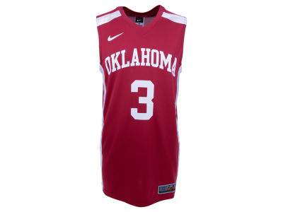 Oklahoma Sooners NCAA Youth Basketball Jersey