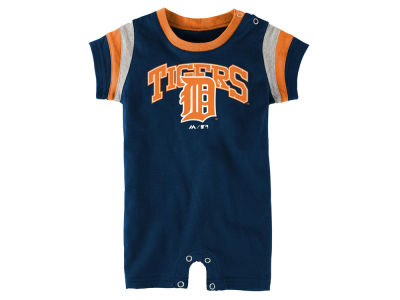 Detroit Tigers MLB Newborn Batter Romper