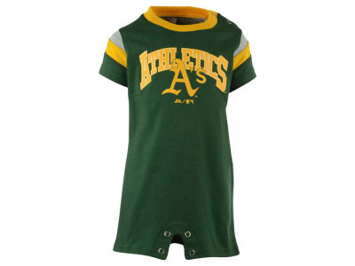 Oakland Athletics MLB Infant Batter Romper