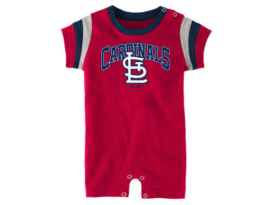 St. Louis Cardinals MLB Infant Batter Romper