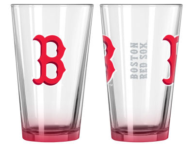 Boston Red Sox 2-pack Elite Glass Pint Set